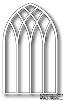 Нож для вырубки от Poppystamps - Grand Gothic Intersecting Arch