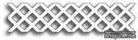 Нож для вырубки от Poppystamps - Lattice Edge