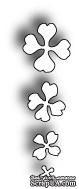 Нож для вырубки от Poppystamps - Small Hydrangea Blooms