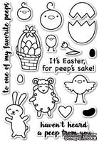 Штампы от Poppystamps - To All My Peeps clear stamp set