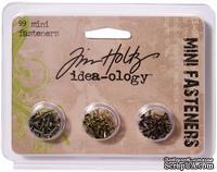 Набор металлических украшений (мини-брадсов) от TimHoltz - Mini Fasteners