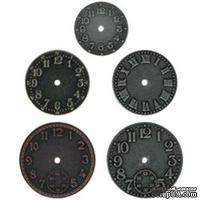 Набор металлических украшений от TimHoltz - Timepieces