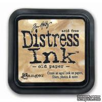 Штемпельная подушка Ranger Distress Ink Pad - Old Paper