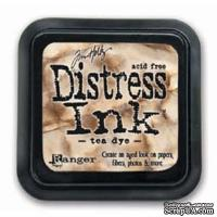 Штемпельная подушка Ranger Distress Ink Pad - Tea Dye