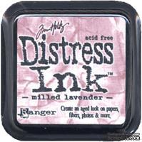 Штемпельная подушка Ranger Distress Ink Pad - Milled Lavender