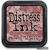 Штемпельная подушка Ranger Distress Ink Pad - Aged Mahogany