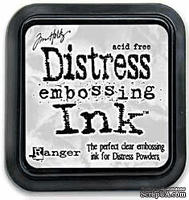 Прозрачные чернила для эмбоссинга Ranger - Distress Embossing Pad