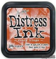 Штемпельная подушка Ranger Distress Ink Pad - Rusty Hinge