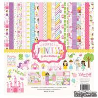 Набор бумаги от Echo Park - Perfect Princess, 30х30, 12+1 лист