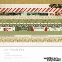 Набор скрапбумаги от Kaisercraft - YULETIDE PAPER PAD,24 л.