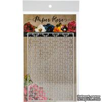 Нож для вырубки от Paper Rose Dies - Пазлы под фото 10х15 -  Puzzle Photo Size  (9,8см х14,9 см)