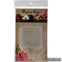 Нож для вырубки от Paper Rose Dies - Jigsaw Puzzle  (7,9х7,9см)