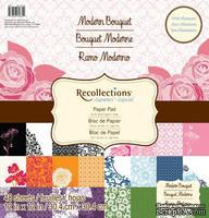 Набор скрапбумаги Modern Bouquet, 30х30 см, 24 листа