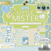 Набор бумаги DCWV - Little Mister, 30х30 см, 24 листа