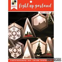 Набор DCWV Light Up Garland