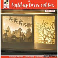 Набор DCWV Laser-Cut Light Up Box - Makes 3