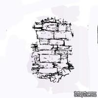 Штамп от Питерского скрапклуба - Каменная Кладка