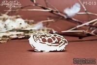 Чипборд от Вензелик - Птичье гнездо, размер: 30x59 мм