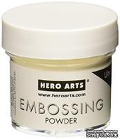 Пудра для горячего эмбоссинга от Hero Arts - Ultra Fine Embossing Powder (мелкая)