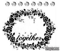 Акриловый штамп от компании Prima - Together