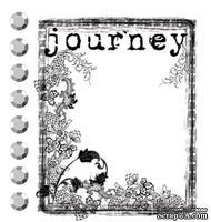 Акриловый штамп от компании Prima - Journey