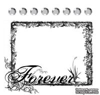 Акриловый штамп от компании Prima - Forever
