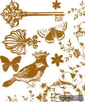 Акриловые штампы от компании Prima - Madeline