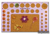 Инструмент для квиллинга - Circle Template Board