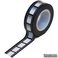 Бумажный скотч Queen & Co - Trendy Tape Film Strip, 1 шт