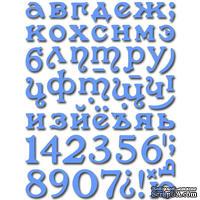 Лезвие Crafty Ann Small Alphabet Set