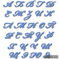 Лезвие Crafty Ann Large Italic Alphabet Set