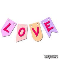 Лезвие Crafty Ann - Love Tags