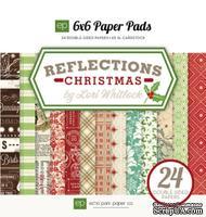 Набор бумаги от Echo Park - Reflections Christmas Paper pad
