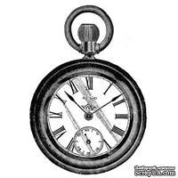 Акриловый штамп Stamp Vintage Watches 1 RE019 Часы, размер 4 * 5,6 см