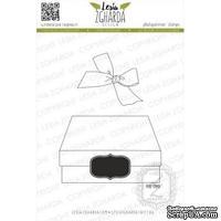 Набор акриловых штампов Lesia Zgharda Подарункова коробка RE085, 2 шт