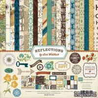 Набор бумаги и декора от Echo Park-Reflections Collection Kit