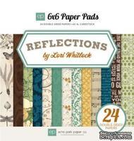 Набор двусторонней скрапбумаги от Echo Park - Reflections Paper Pad