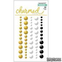 Эмалевые капли My Mind's Eye - Record It - Charmed, 60 штук