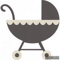 Лезвие Lifestyle Crafts - QuicKutz - baby carriage