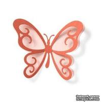 Лезвие Lifestyle Crafts - QuicKutz - Butterfly 4x4