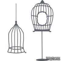 Лезвие Lifestyle Crafts - QuicKutz - Bird cages