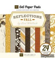 Набор бумаги от Echo Park-Reflections Fall, 15х15см