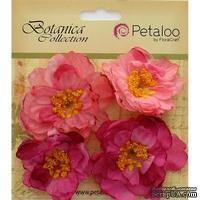 Набор цветов Petaloo - Botanica Ruffled Peony - Soft Pink