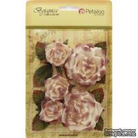 Набор цветов Petaloo - Botanica Garden Roses - Cream