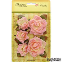 Набор цветов Petaloo - Botanica Garden Roses - Guava
