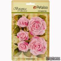 Набор цветов Petaloo - Botanica Garden Roses - Soft Pink