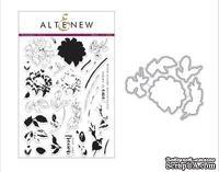 Набор ножей и штампов от Altenew - Remember This Stamp & Die Bundle- Запомни  это
