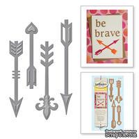Нож для вырубки от Spellbinders - Ornate Arrows