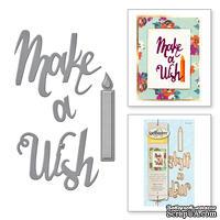 Ножи от Spellbinders - Make a Wish