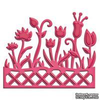 Лезвие от Spellbinders - Die D-Lites™ - Flower Box, S2-025